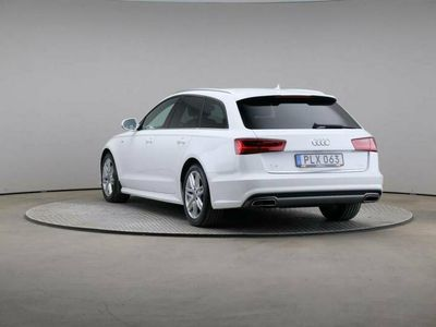 begagnad Audi A6 TDi 190 S-Line Plus Avant