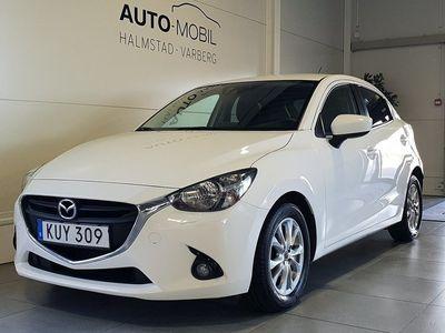begagnad Mazda 2 1,5 Vision 90HK