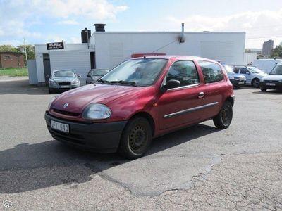 begagnad Renault Clio 1,2 byter/avbete 0kr kontant -99
