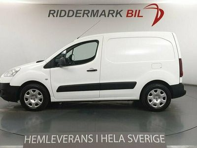 begagnad Peugeot Partner 1.6 HDI Skåp (114hk)