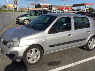 begagnad Renault Clio 1.2, 5dörrar - defekt -07