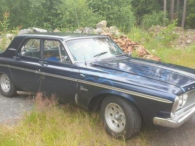 begagnad Plymouth Belvedere