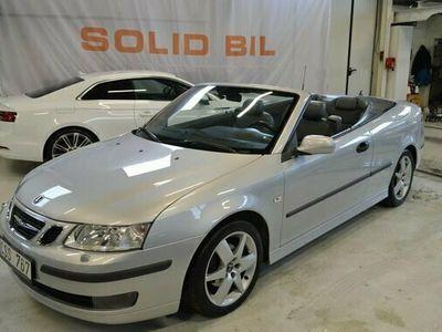 begagnad Saab 9-3 Cabriolet 2.0 T Vector Läder/Nav