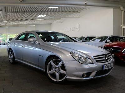 begagnad Mercedes CLS63 AMG AMG (514hk) 7G-Tronic