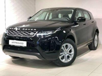 begagnad Land Rover Range Rover evoque D180 S AWD