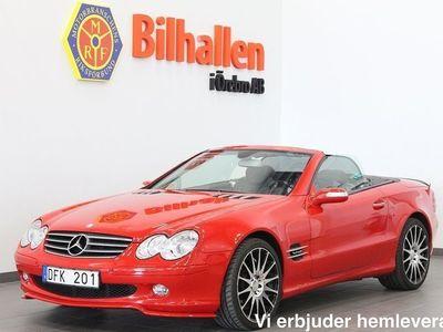 begagnad Mercedes SL600 W12 500hk Biturbo