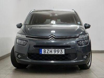 begagnad Citroën Grand C4 Picasso 2.0 Exclusive Navi 7sits