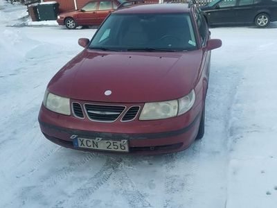 begagnad Saab 9-5 2,0 Biopower