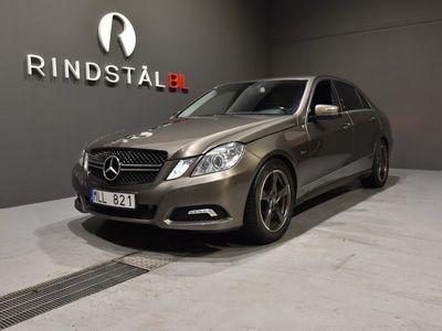 begagnad Mercedes E350 CDI BE 231 HK AUT DRAG AVANTGARDE