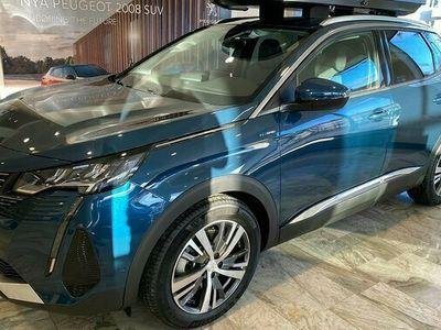 begagnad Peugeot 3008 Allure Pack Hybrid 2020, SUV Pris 431 999 kr