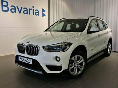 begagnad BMW X1 xDrive20d xDrive 20d Dragkrok Komfortöppning