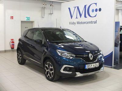 begagnad Renault Captur PhII Energy TCe 90 Intens