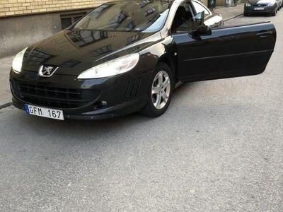 begagnad Peugeot 407 Coupe 2,2