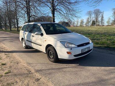 gebraucht Ford Focus 1.6 Svensksåld, Drag, 101hk