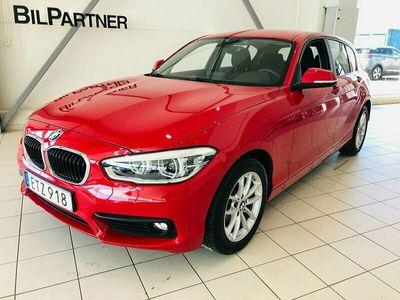 begagnad BMW 116 d 5d Automat Advantage *Otroligt välvårdad*