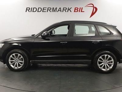 begagnad Audi Q5 2.0 TDI quattro EU6 190hk DRAGKROK NYSERVAD
