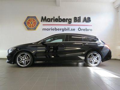 brugt Mercedes 250 CLA-KlassAUT 4MATIC SB AMG/Navi/H/K Sv-Såld 211hk