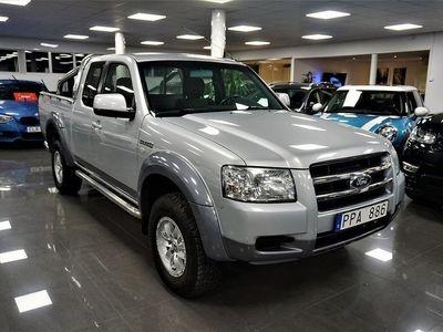 begagnad Ford Ranger Extended 2.5 MZR-CD 4WD