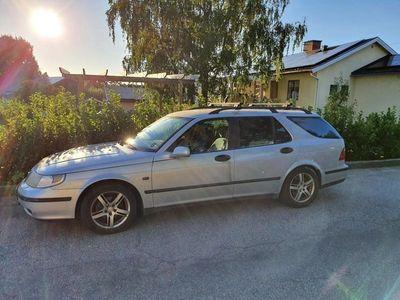 begagnad Saab 9-5 Automat SportCombi 2.0 T Linear