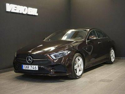 begagnad Mercedes CLS450 4MATIC AMG Edition 1 Distronic+ 360-Kamera Navi Drag Vär