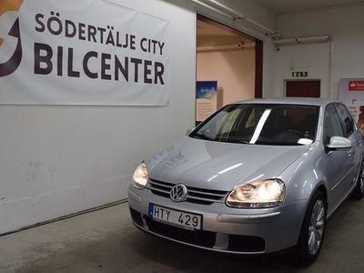 begagnad VW Golf Plus Golf 5-dörrar 1.6 Automat 2009, Personbil 84 000 kr