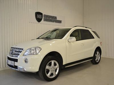 begagnad Mercedes ML320 CDI 4MATIC 7G-Tronic 224 -09