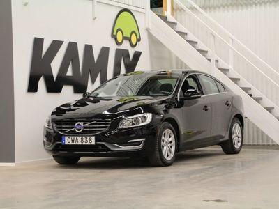 begagnad Volvo S60 T3   Värmare   150hk   2015