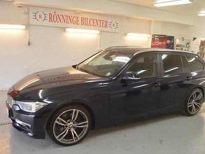 begagnad BMW 330 d Touring Steptronic 258hk Luxury Nav -13