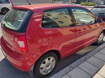 usata VW Polo 75 hk, 1,4. Vinter- och sommard. -02
