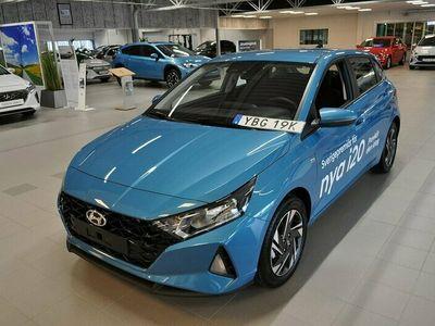 begagnad Hyundai i20 1.0 T-Gdi 120hk 7DCT MHEV Essential