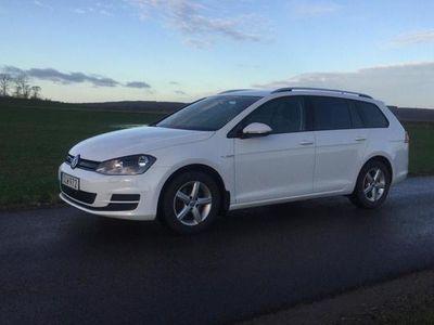 begagnad VW Golf VW VII 1.4 TGI BlueMotion Sportscombi 2016, Personbil 135 000 kr - 147 000 kr
