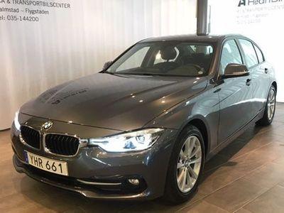 begagnad BMW 318 d Sport Line Aut F30 150Hk Drag