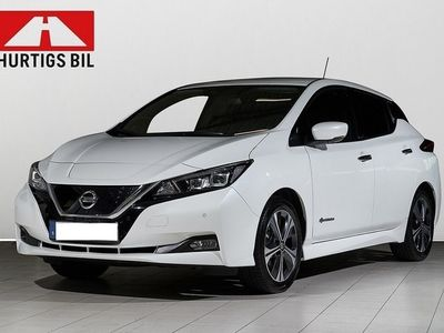 begagnad Nissan Leaf 40kWh N-Connecta LED *Vinterhjul