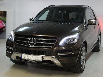 begagnad Mercedes 350 ML Benz4M Eu6 2013, SUV 369 900 kr