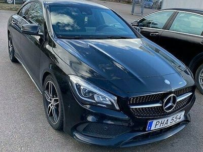 begagnad Mercedes CLA200 7G-DCT AMG, Night Package