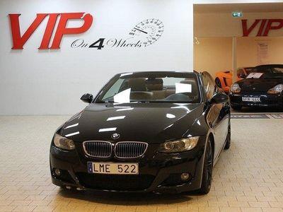 begagnad BMW 335 Cabriolet i (306hk) M-Sport Sv-Såld