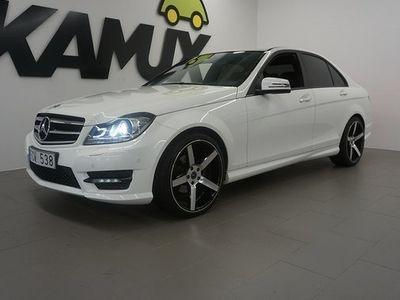 begagnad Mercedes C180 C Benz| AMG | Drag | 2014, Sedan 195 400 kr