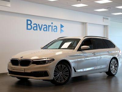 begagnad BMW 530 i xDrive Touring Sport Line Aut Nypris 628.400:-