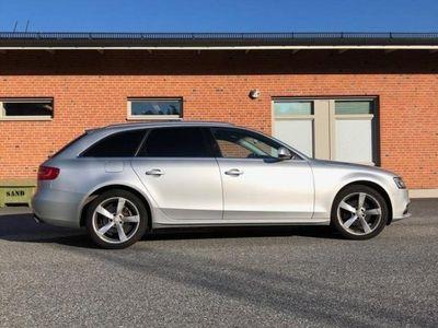 begagnad Audi A4 Avant 2.0 Quattro TFSI E85 Proline