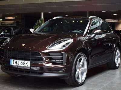 used Porsche Macan // Facelift
