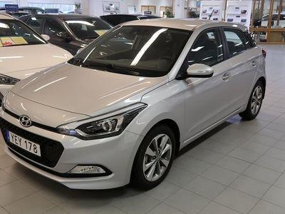 begagnad Hyundai i20 1.2 83hk M5 5d Premium