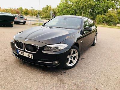 begagnad BMW 520 d Comfort Sport -13