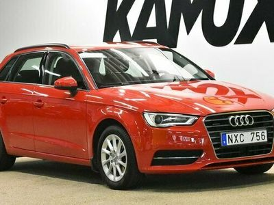 begagnad Audi A3 Quattro 2.0 TDI | | | S&V | 2014, Halvkombi Pris 116 200 kr