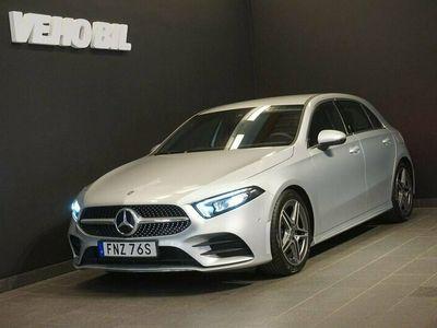 begagnad Mercedes A200 d AMG Backkamera Aut Nav