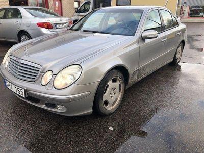 begagnad Mercedes E270 CDi Aut 5G-Tronic Eleganc