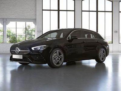 begagnad Mercedes CLA180 Shooting Brake SE Edition Privatleasing lagerbilskampanj
