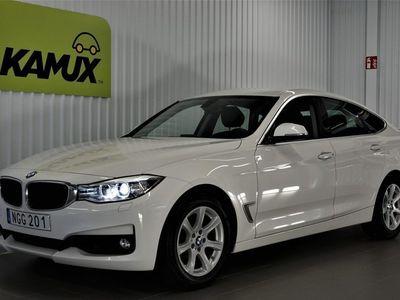 begagnad BMW 318 Gran Turismo d GT Advantage Drag S&V-Hjul (150hk)