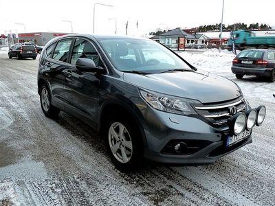begagnad Honda CR-V 2,2 DTEC ELEGANCE BACKKAMERA PDC AUT