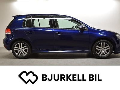 begagnad VW Golf 1.6 TDI Design, Style 105hk, Dragkrok