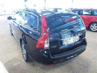 begagnad Volvo V50 D2 Classic Momentum -12